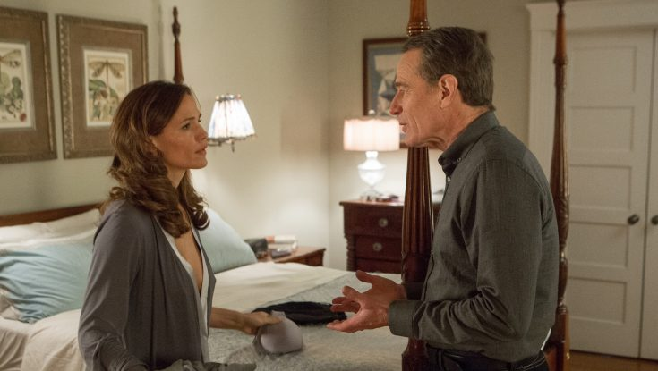 Photos: EXCLUSIVE: Bryan Cranston Hiding Out in Robin Swicord Drama