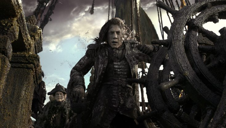 Javier Bardem Sails Into Newest 'Pirates of the Caribbean' Installment