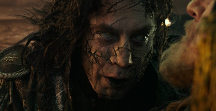 Photos: Javier Bardem Sails Into Newest 'Pirates of the Caribbean' Installment