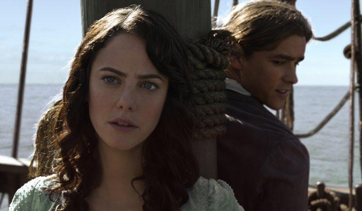 Brenton Thwaites, Kaya Scodelario Are New Recruits in 'Pirates' Sequel