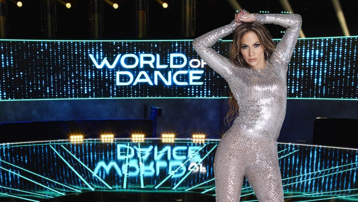 Jennifer Lopez Back in Judge's Chair for 'World of Dance'