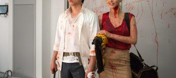 Former 'Walking Dead' Star Fights Another Virus in 'Mayhem'