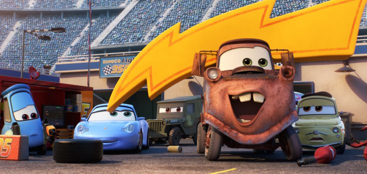 Photos: New and Beloved Characters Rev Up for 'Cars 3'