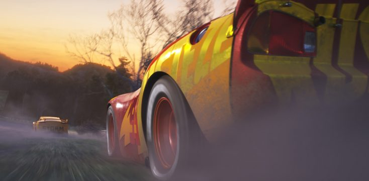 Photos: 'Cars 3' Places in the Middle of the Pixar Pack