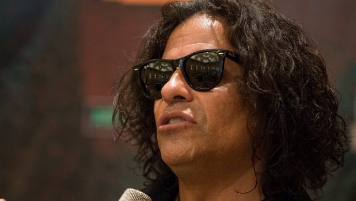 Photos: Legendary Guitarist Stevie Salas Produces Doc Exploring Native American Influencers