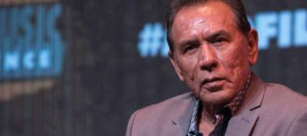 Photos: Native American Actor Wes Studi Revisits 'Last of the Mohicans'