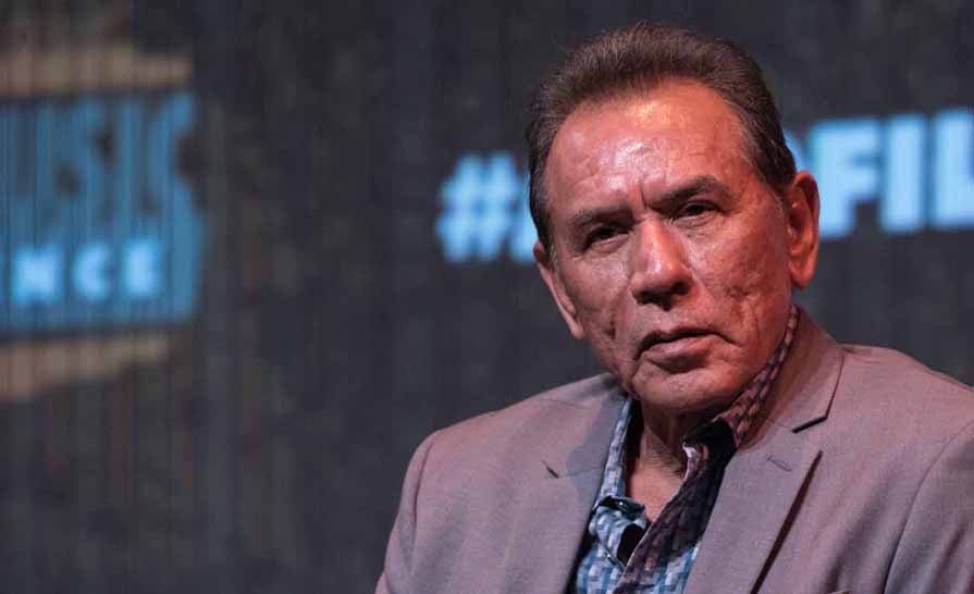 Native American Actor Wes Studi Revisits Last Of The