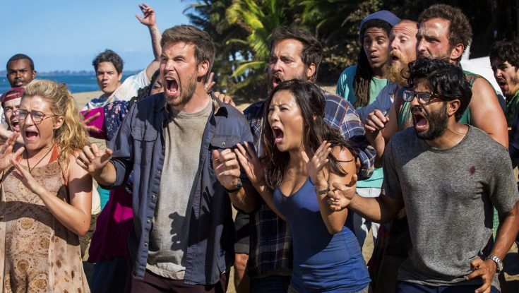 'Wrecked' Cast Ready for Season 2