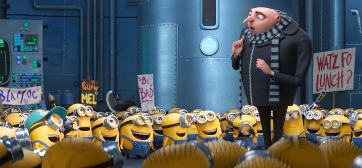 Convoluted 'Despicable Me 3' Still Shows Promise for the Franchise