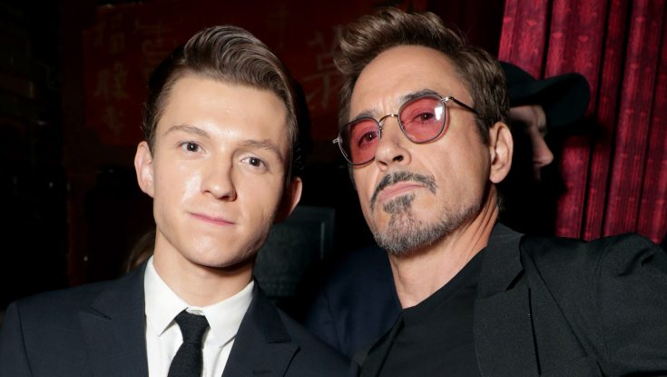 Photos: Downey Jr. Reprises Iconic Character in 'Spider-Man: Homecoming'