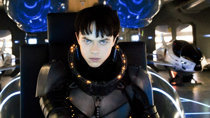 Photos: Dazzling SF Adventure 'Valerian' is Must-See Fun