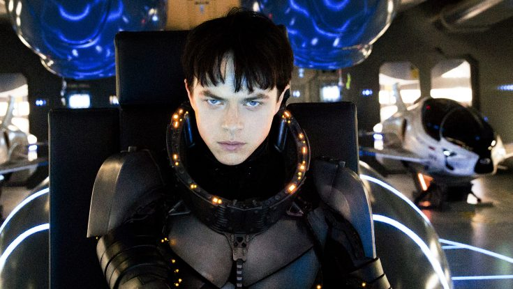 Photos: Dazzling SF Adventure 'Valerian' is Must-See Fun