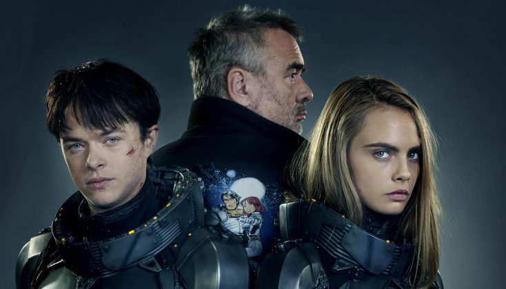Dazzling SF Adventure 'Valerian' is Must-See Fun