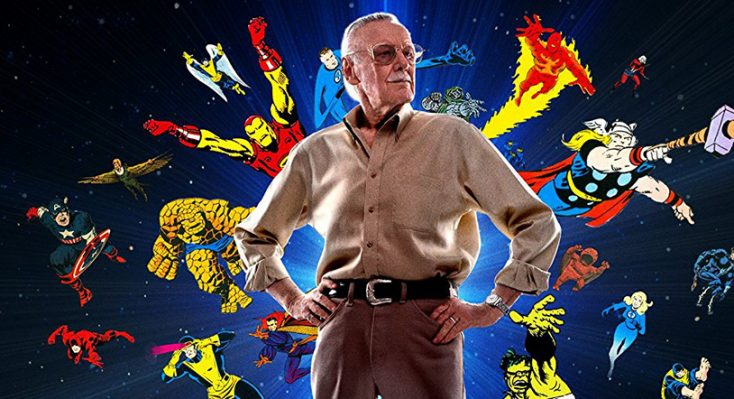 'Ghost in the Shell,' Stan Lee Doc, More on Home Entertainment … plus giveaways!!!