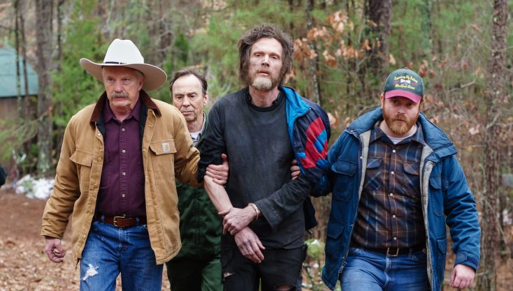 Photos: Versatile Paul Bettany Has Explosive Role in 'Manhunt: Unabomber'