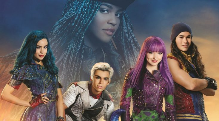 'Chuck,' 'Descendants 2,' 'Once Upon a Time in Venice,' More on Home Entertainment … plus a giveaway!!!