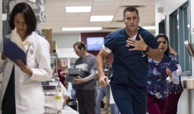 Military Matters on NBC's 'The Night Shift'