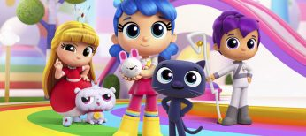 Pharrell Williams Brings the 'Rainbow Kingdom' to Netflix