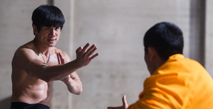 Photos: EXCLUSIVE: Hong Kong Action Star Philip Ng Honors Bruce Lee Legacy in 'Birth of the Dragon'