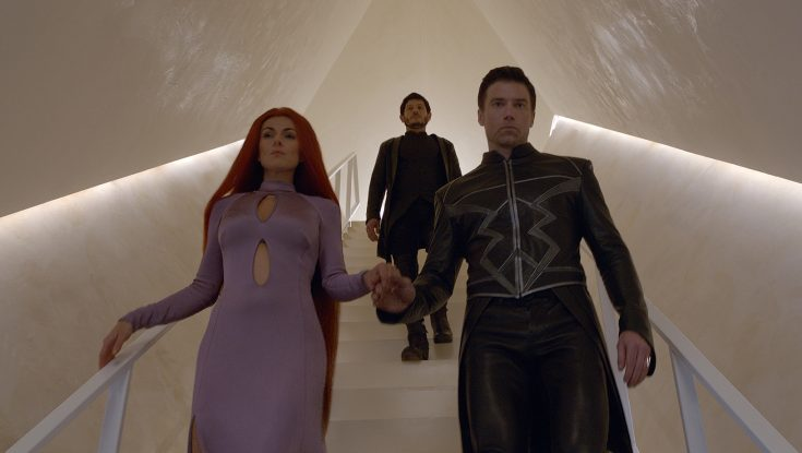 Photos: Executive Producer Jeph Loeb Talks 'Marvel's Inhumans'