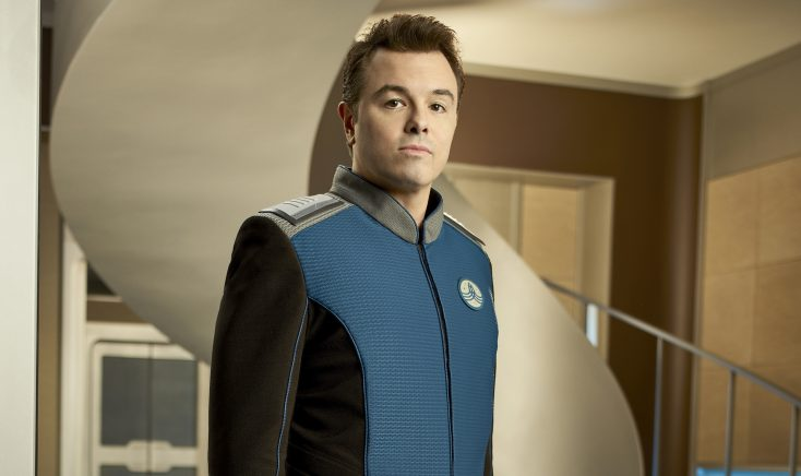 Seth MacFarlane Boldly Goes Where Sci-Fi Shows Used to Go in New Series