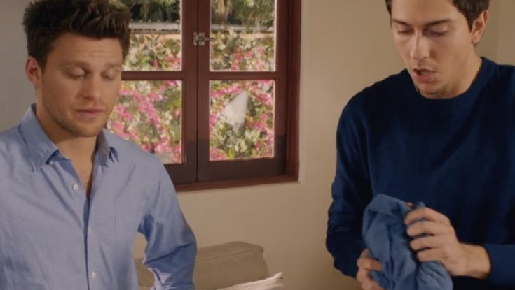 Photos: EXCLUSIVE: 'SNL' Alum Jon Rudnitsky Lands on Marshmallows with 'Home Again'