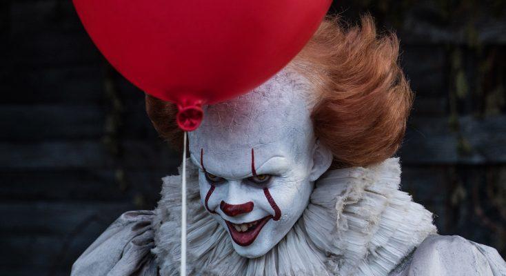 Photos: Bill Skarsgard Nails 'It' as Fearsome Stephen King Clown
