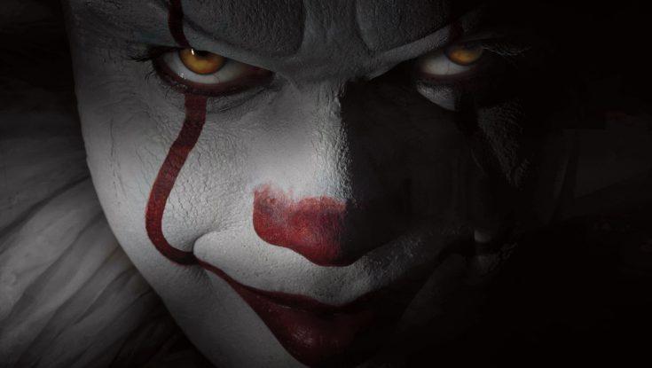 Bill Skarsgard Nails 'It' as Fearsome Stephen King Clown