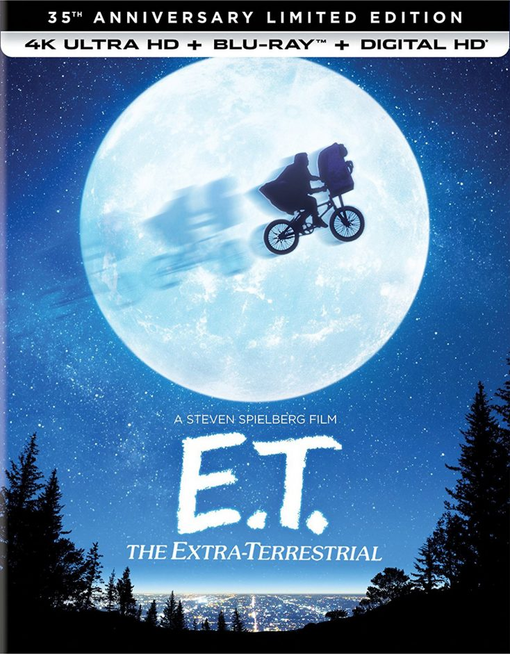 Photos: 'E.T.' Redux in New 35th Anniversary Limited Edition … plus an 'E.T.' giveaway!!!