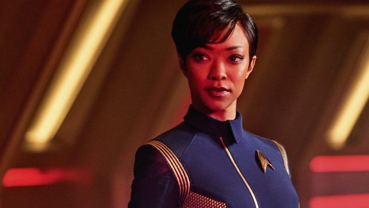 'Walking Dead's' Sonequa Martin-Green Discovers the Heavens in New 'Star Trek' Series