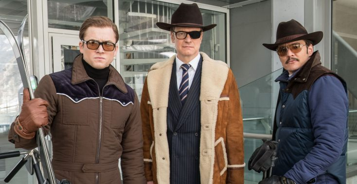 Clever 'Kingsman: The Golden Circle' Too Much of a Good Thing?