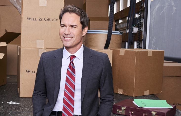 Eric McCormack Talks Returning to 'Will & Grace 2.0' or is it Season 9?