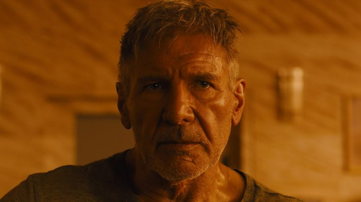 Harrison Ford Reprises Another Classic Role in 'Blade Runner 2049'