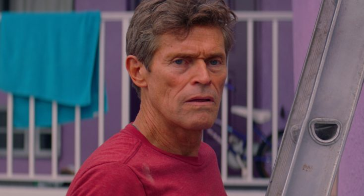 Photos: Before 'Aquaman' Wave, Willem Dafoe Plays Everyday Hero in 'Florida Project'