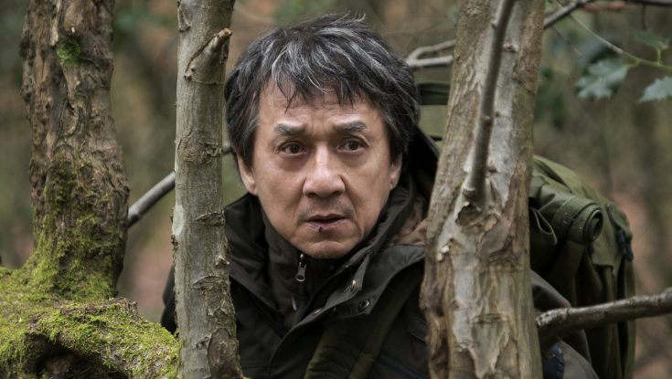 Jackie Chan Plays Vigilante in 'The Foreigner'