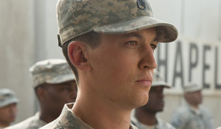 Photos: EXCLUSIVE: Miles Teller Suits Up As Selfless Saviors in 'Thank You For Your Service,' 'Only the Brave'