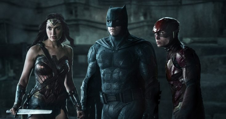 The Gang's All Here in 'Justice League'