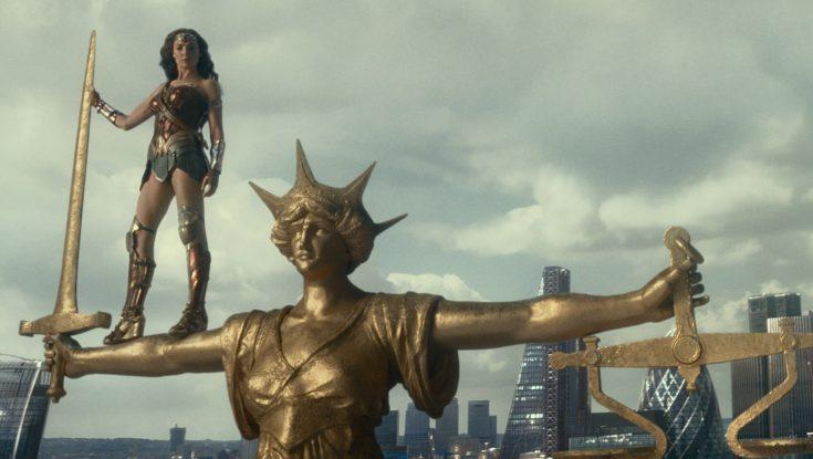 Photos: 'Justice League' Strikes Out