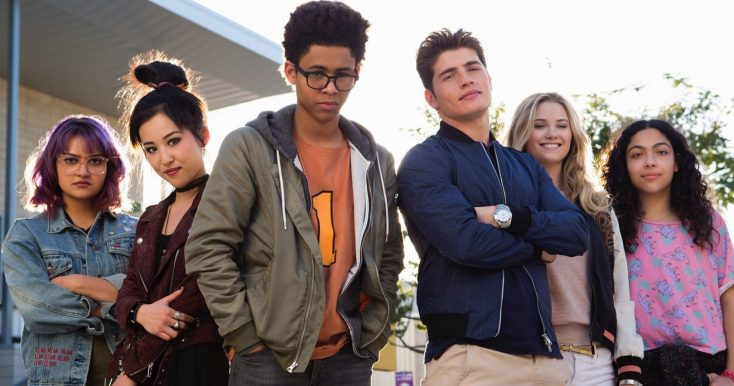Photos: Actresses Delighted to Join Cast of 'Marvel's Runaways'
