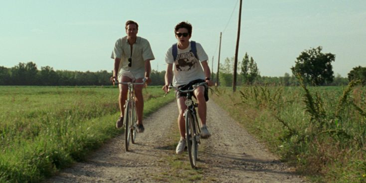Photos: Armie Hammer Explores Forbidden Passion in 'Call Me By Your Name'