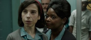 Photos: Oscar Winner Octavia Spencer Talks 'Shape of Water,' Hollywood Scandal