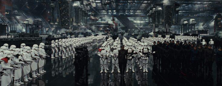 Actors Take a Walk on the Dark Side in 'Star Wars: The Last Jedi'