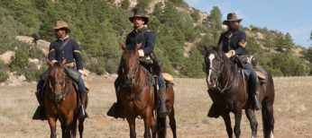 Photos: Christian Bale Gains Understanding Through 'Hostiles'