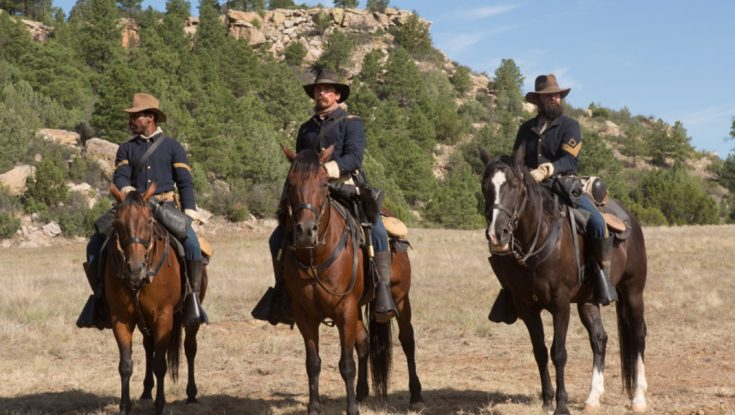 Photos: Christian Bale Gains Understanding Through 'Hostiles'