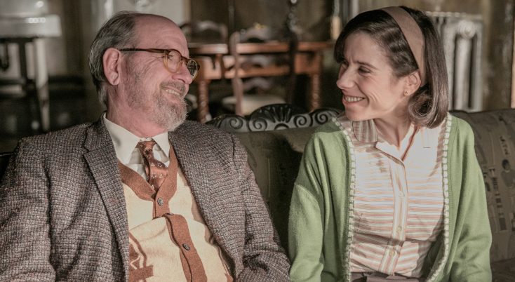 Photos: Richard Jenkins Earns Second Oscar Nomination with 'Shape of Water'