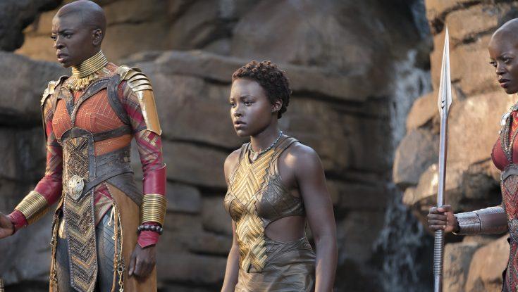 Photos: Take a Pass on Blah 'Black Panther'