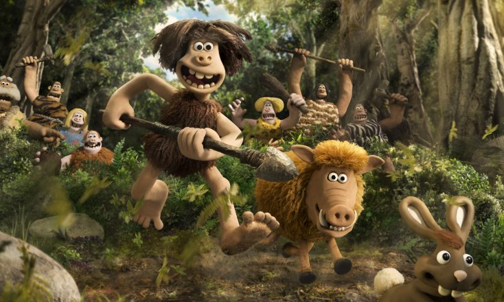 Nick Park & Co. Visit the Stone Age With 'Early Man'