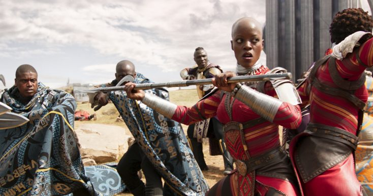 'Black Panther' Rooted in Empowered Females
