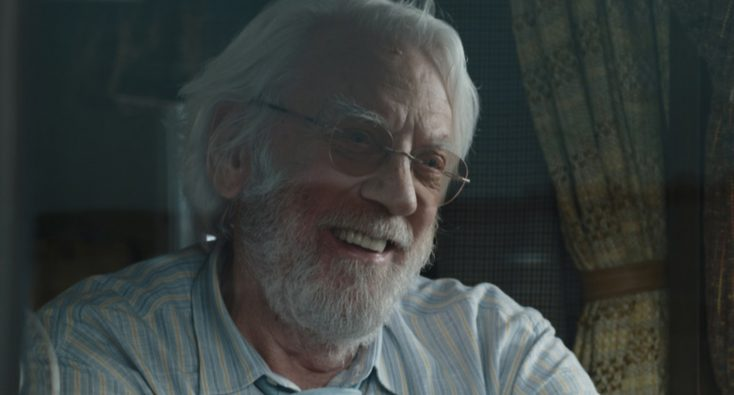 Cinema Stalwart Donald Sutherland Follows His Passion with 'The Leisure Seeker'