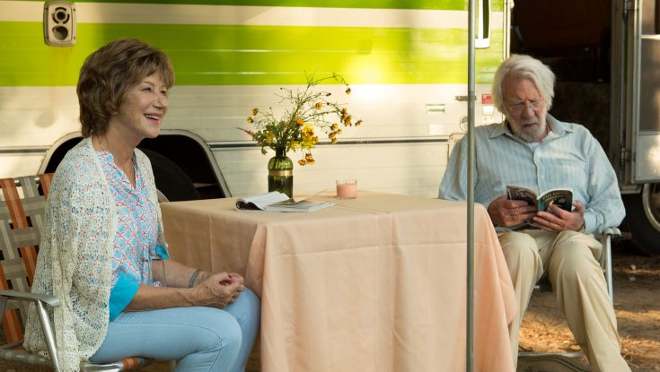 Photos: Cinema Stalwart Donald Sutherland Follows His Passion with 'The Leisure Seeker'